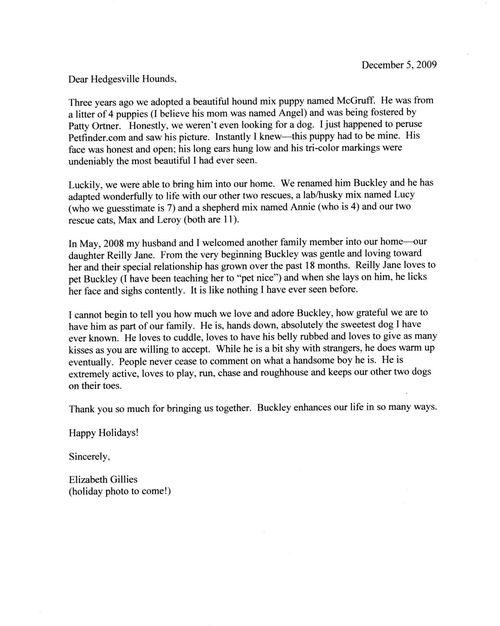 McGruff-Letter
